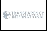 Ìcono de la organización Transparencia Internacional