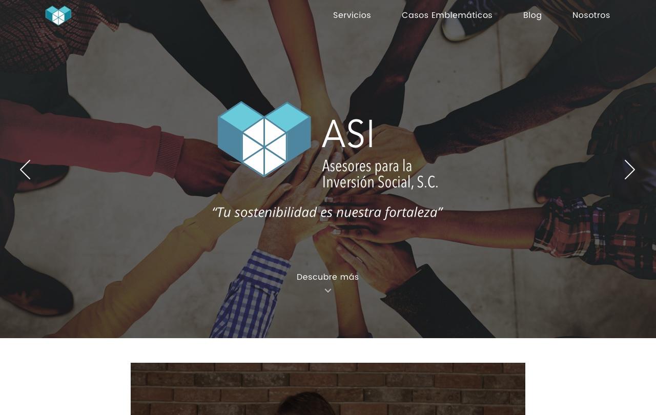 Cover Asesores para la Inversion Social, S.C. ASI