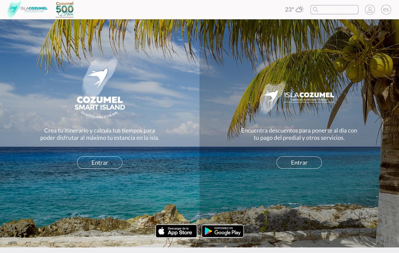 Cover Ayuntamiento de Cozumel Smart Island