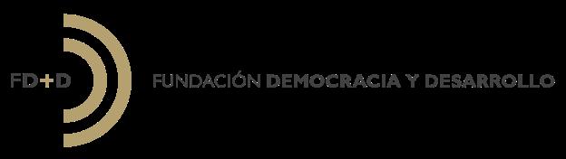 Logo Fundación Democracia y Desarrollo