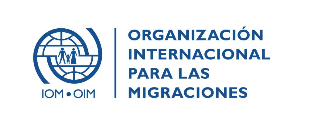 Logotipo Organización Internacional para las Migraciones