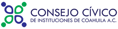 Logotipo Consejo Cívico de Instituciones de Coahuila, A.C.